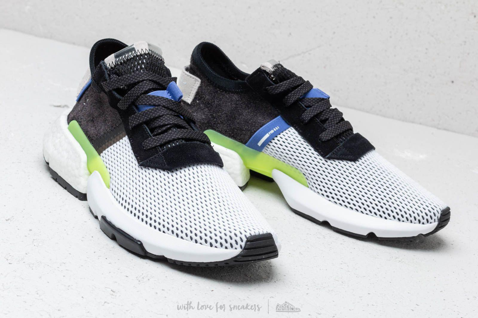huge selection of e0551 bd298 Adidas Originals - Adidas Pod-s3.1 Core Black Real Lilac  Shored. View  fullscreen