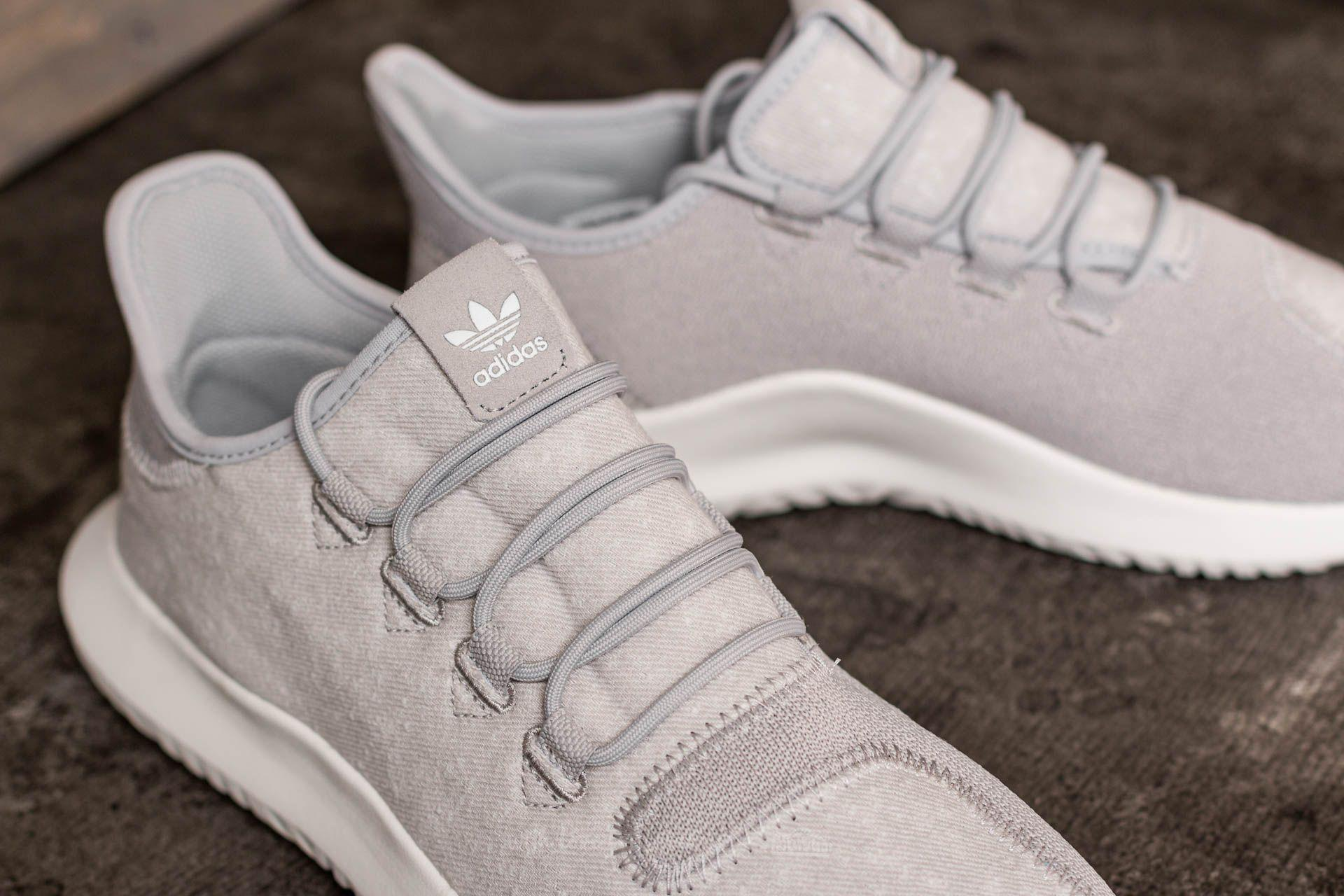 c02d69f7f190 Lyst - adidas Originals Adidas Tubular Shadow Grey Two  Crystal ...