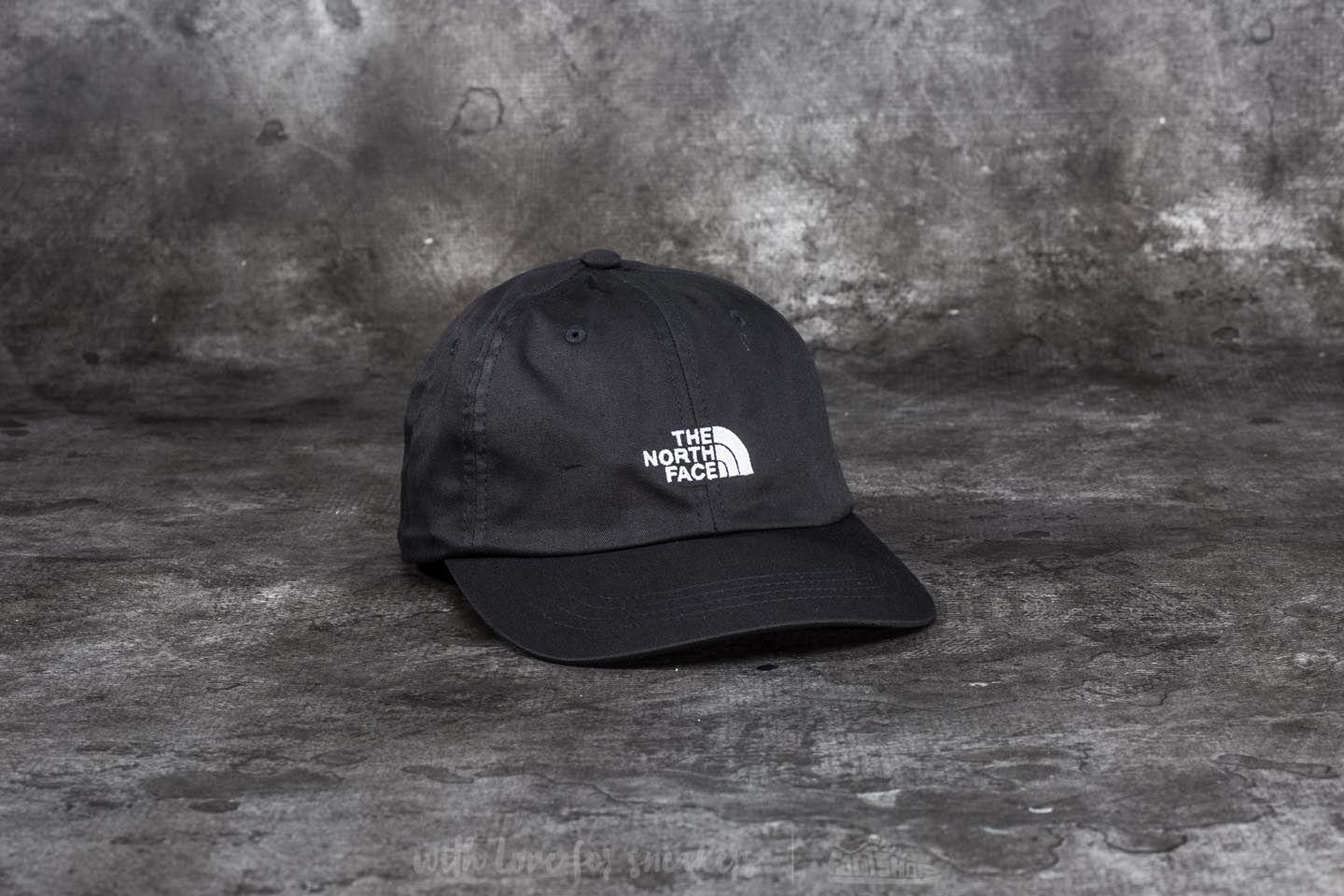 521e25ba5d4 Lyst - Footshop The North Face The Norm Hat Tnf Black in Black for Men