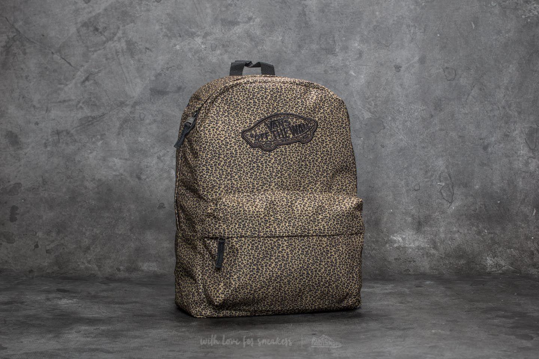 9c06e6f2bca7 Vans Realm Backpack Mini Leopard - Lyst