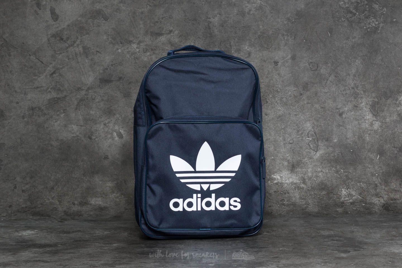 e5006ecc56e Lyst - adidas Originals Adidas Classic Trefoil Backpack Collegiate ...