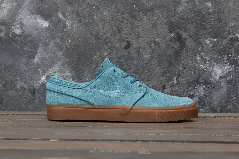 b8825fbc5132 Lyst - Nike Zoom Stefan Janoski Noise Aqua  Noise Aqua in Blue