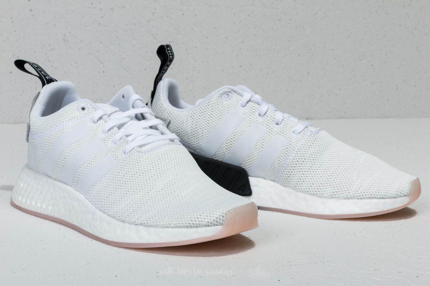 Lyst adidas Originals Adidas NMD R2 W Crystal blanco / FTW blanco