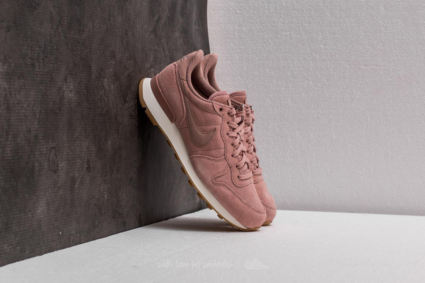 nike internationalist se w schuhe pink