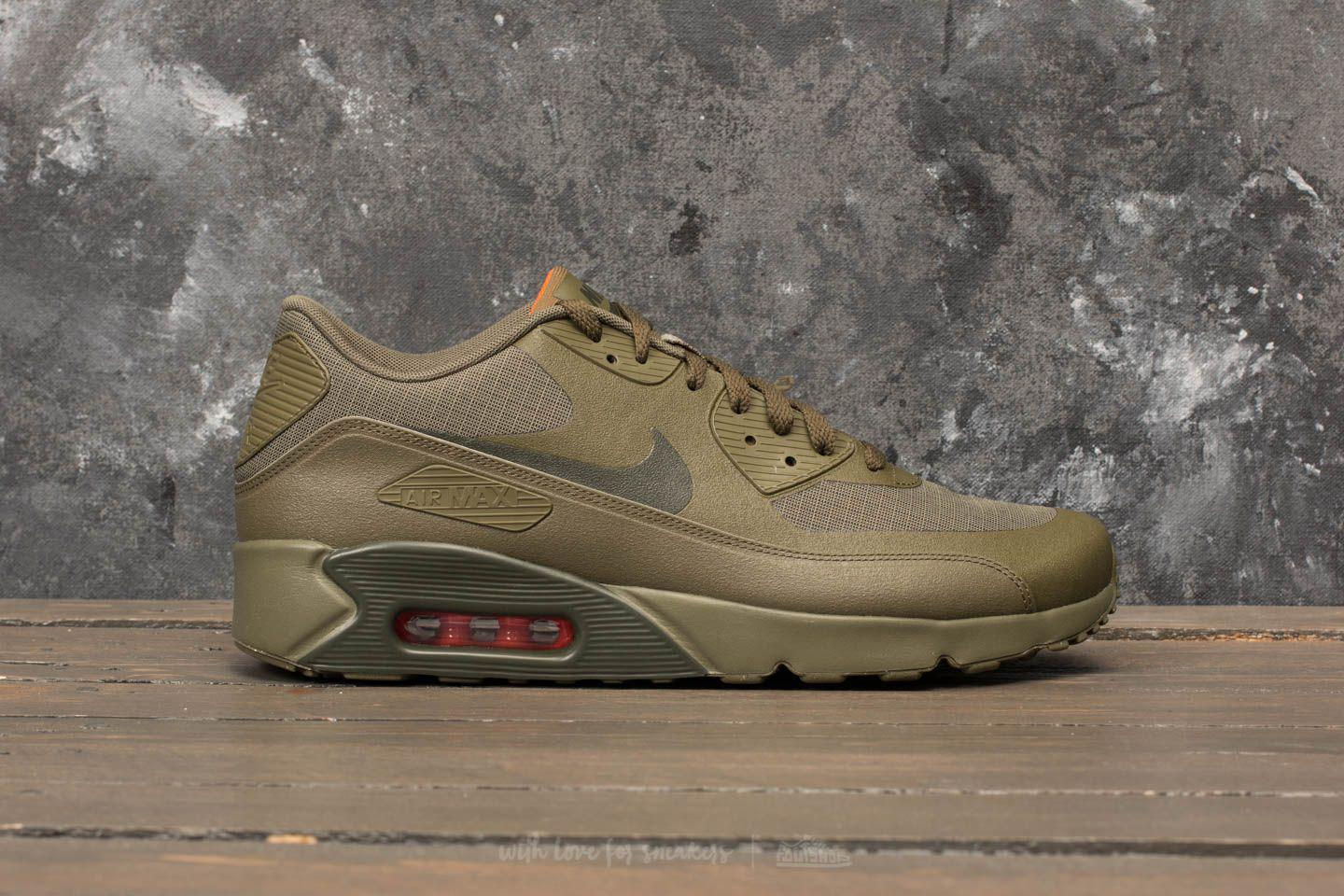 38f593b3be Nike Air Max 90 Ultra 2.0 We Medium Olive/ Sequoia in Green for Men ...