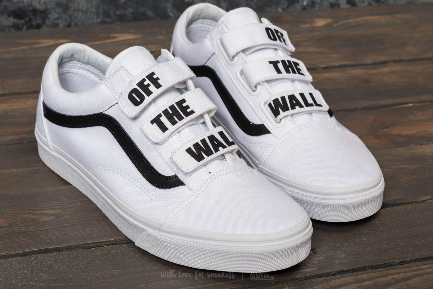 vans off the wall old skool