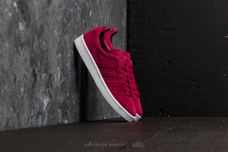 7067d3db225e Lyst - adidas Originals Adidas Campus Stitch And Turn Mystery Ruby ...