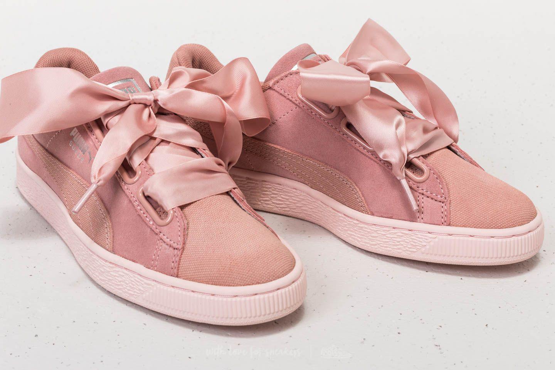 Pink Pebble Heart sneakers Puma XqQ8IAIm