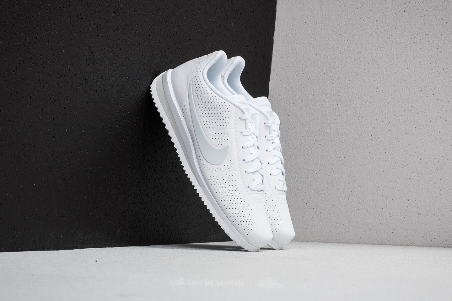 f6998405951ba release date lyst nike cortez ultra moire white pure platinum in white for  men ee6dd 13323