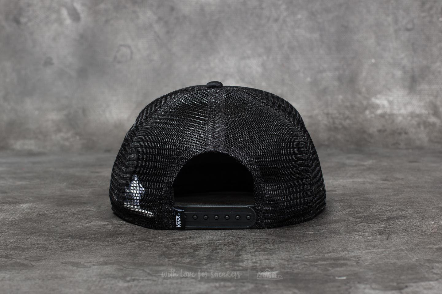 Lyst - Vans X Metallica Trucker Black in Black for Men d804382e364b