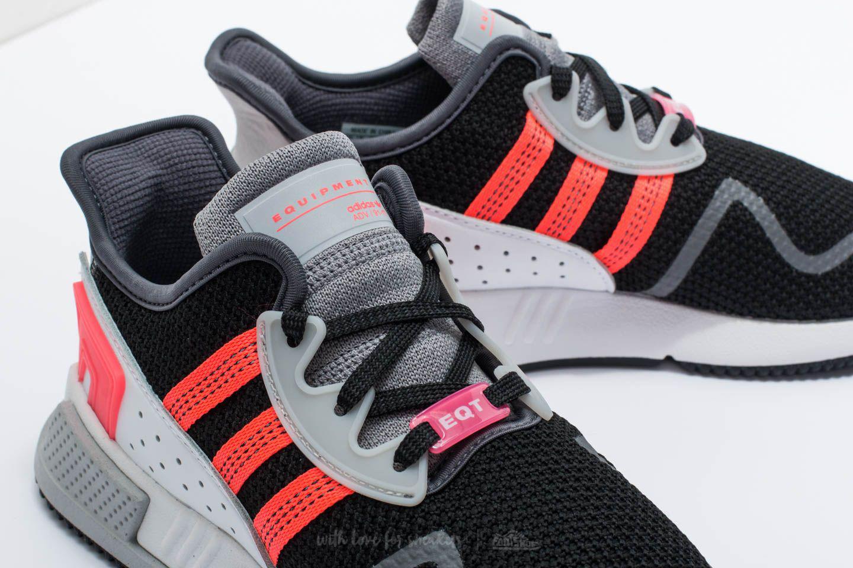 timeless design bac5c 382e2 Lyst - adidas Originals Adidas Eqt Cushion Adv Core Black Su