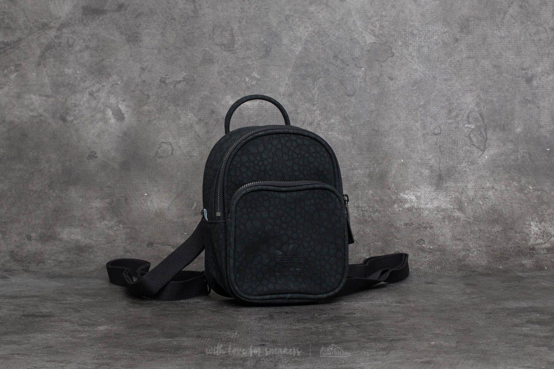 4840a02bcbc Lyst - adidas Originals Adidas Ac Classic Mini Backpack Black in Black