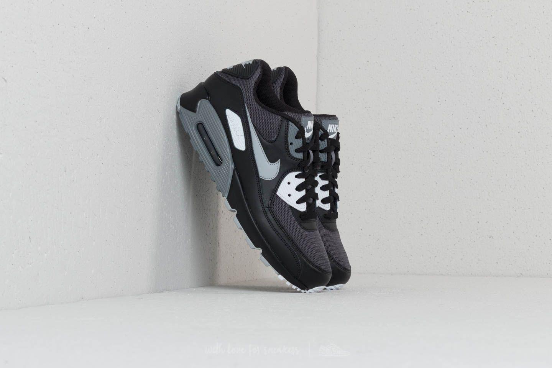 new style f488c 1aff5 Lyst - Nike Air Max 90 Essential Black  Wolf Grey-dark Grey in Gray