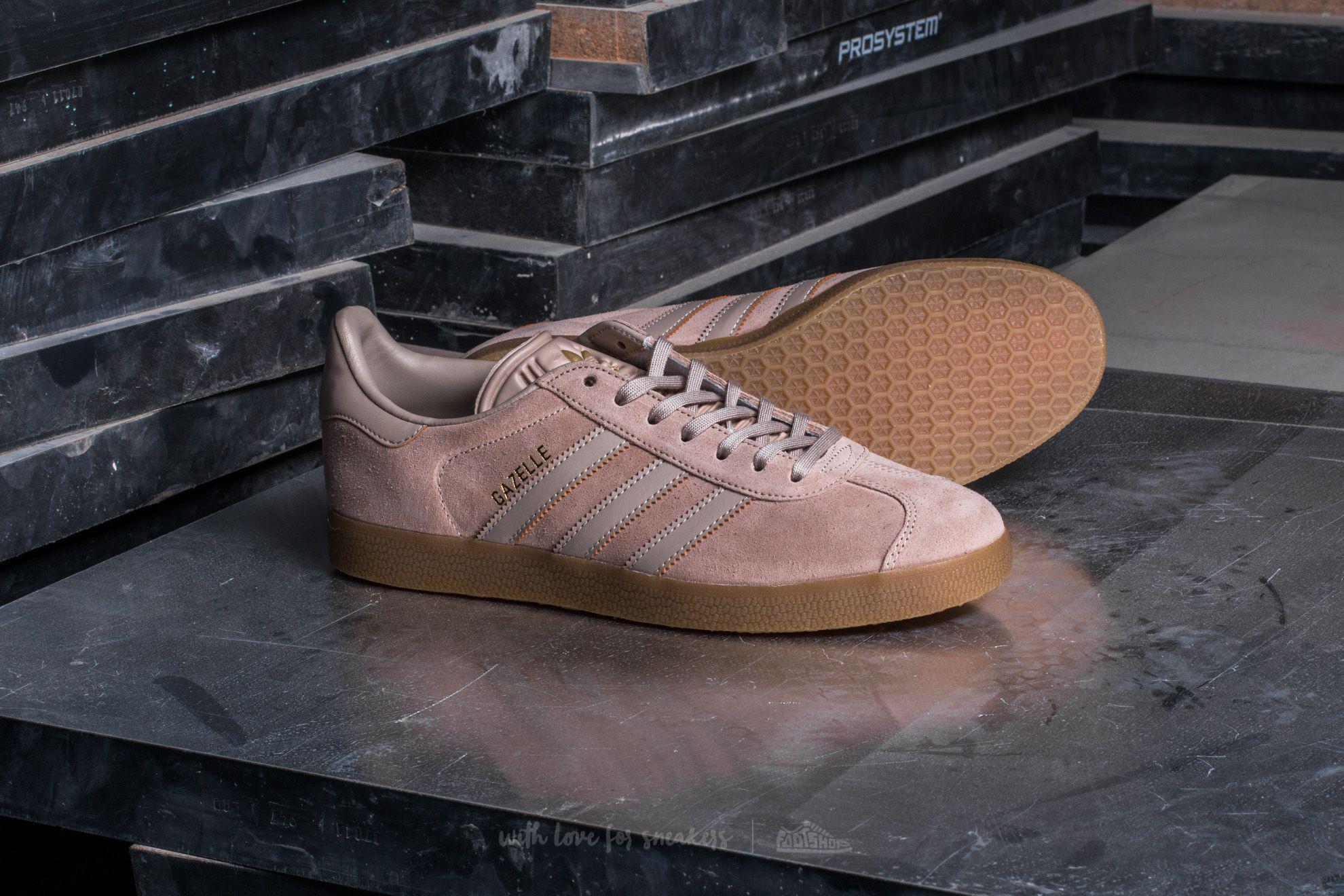 8aa7886dbaa3 Lyst - adidas Originals Adidas Gazelle Clay Brown  Clay Brown  Gum 3 ...