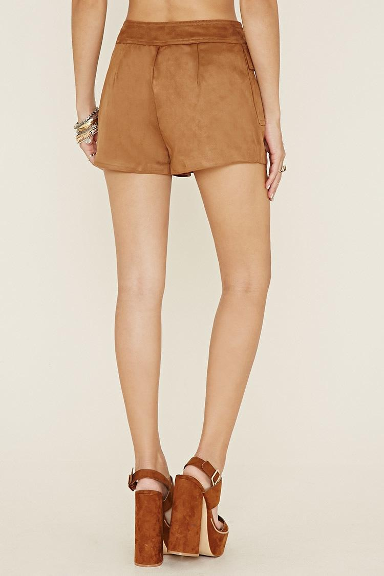 You searched for: brown suede shorts! Etsy is the home to thousands of handmade, vintage, and one-of-a-kind products and gifts related to your search. No matter what you're looking for or where you are in the world, our global marketplace of sellers can help you .