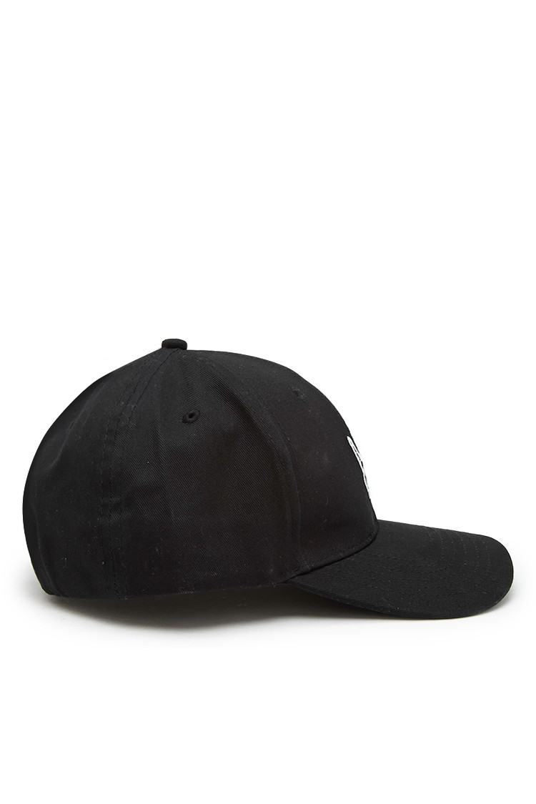 forever 21 men west side baseball hat in black for men