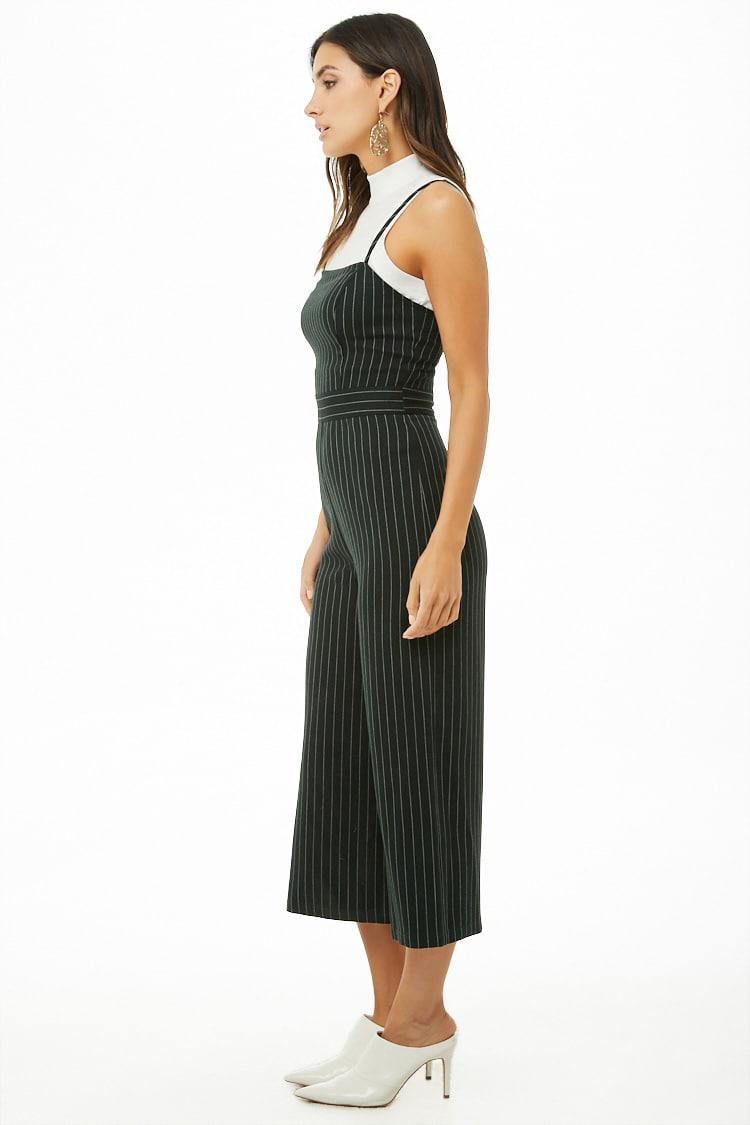 f58b44ce3851 ... Multicolor Women s Striped Cami Jumpsuit - Lyst. View fullscreen