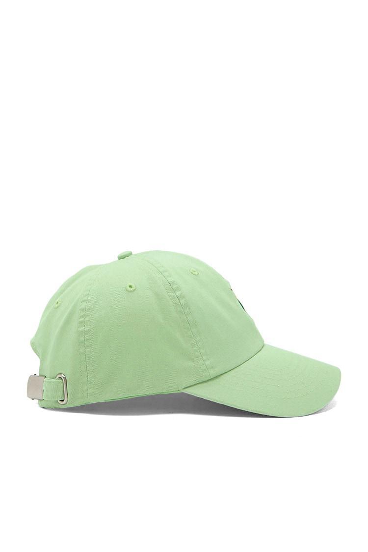 efe38badd59 Lyst - Forever 21 Hula Girl Dad Cap in Green
