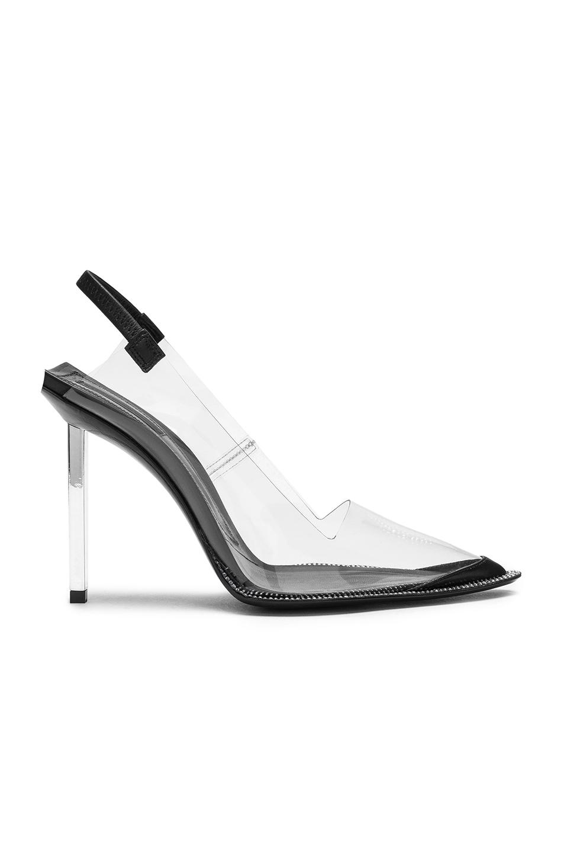 76cfe67f97 Alexander Wang Marlow Heel in Black - Lyst