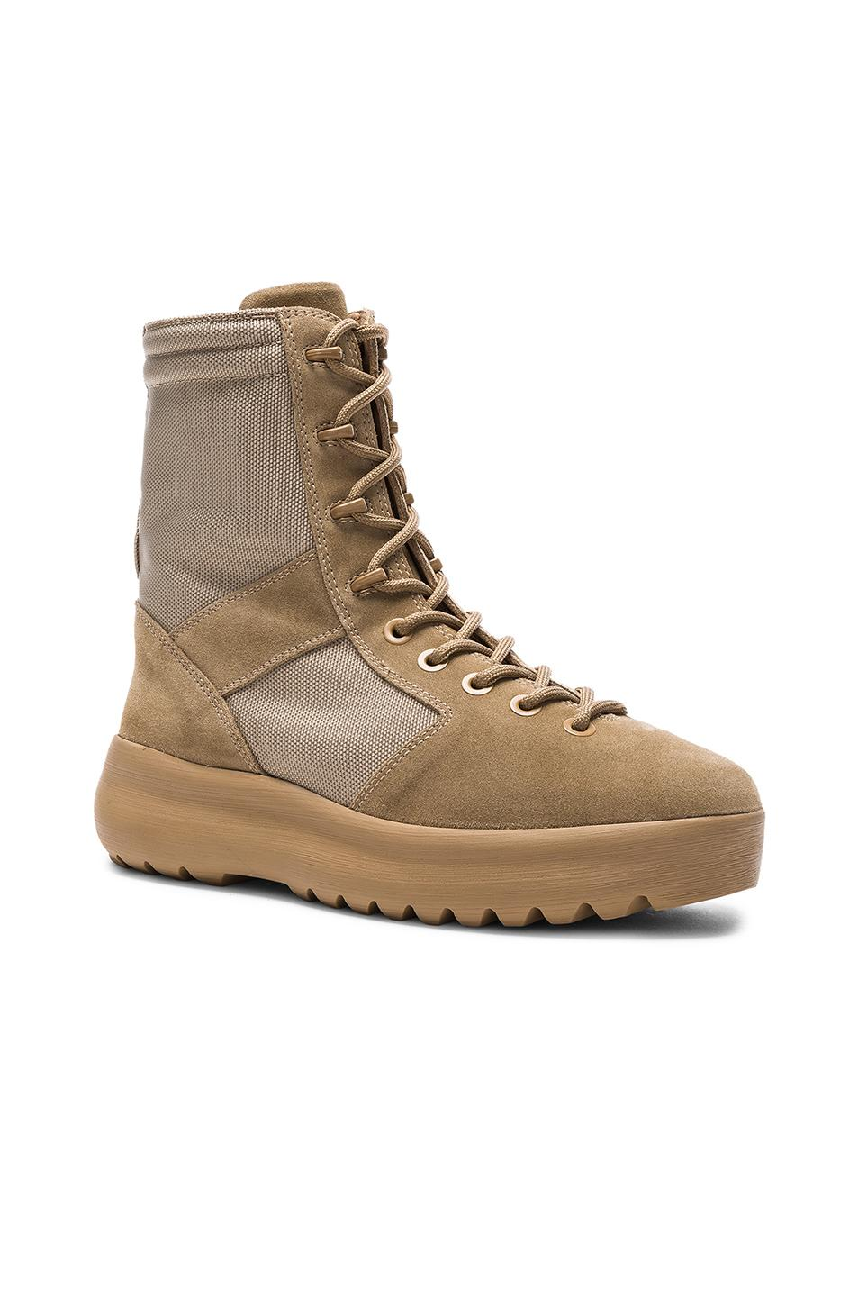 Awesome Yeezy 950 W Boots - Shoes - WYEEZ20586 | The RealReal