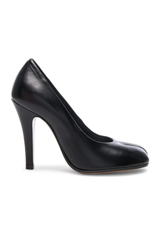 contrast heel stiletto pumps - Black Maison Martin Margiela yyNeeT3v6n