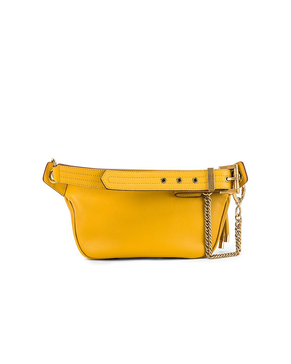 e52552ff26 Givenchy Whip Chain Belt Bag in Yellow - Lyst
