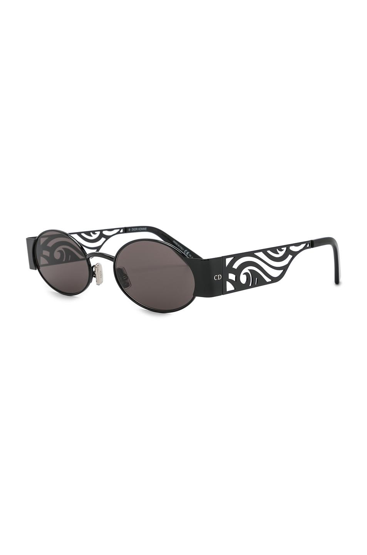 fb2d660950b0e Dior - Black Rave Sunglasses - Lyst. View fullscreen