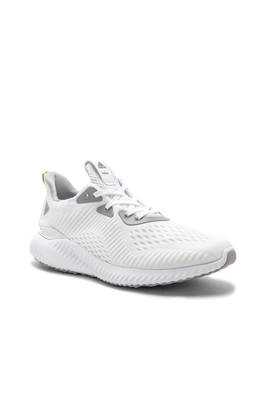 34268c86fec Lyst - Kolor X Adidas Alphabounce 1 in White