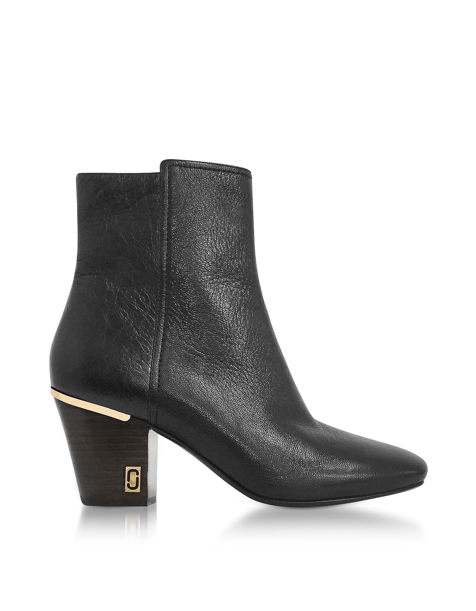 Marc Jacobs Bottines D'état Aria - Noir seUZG3I