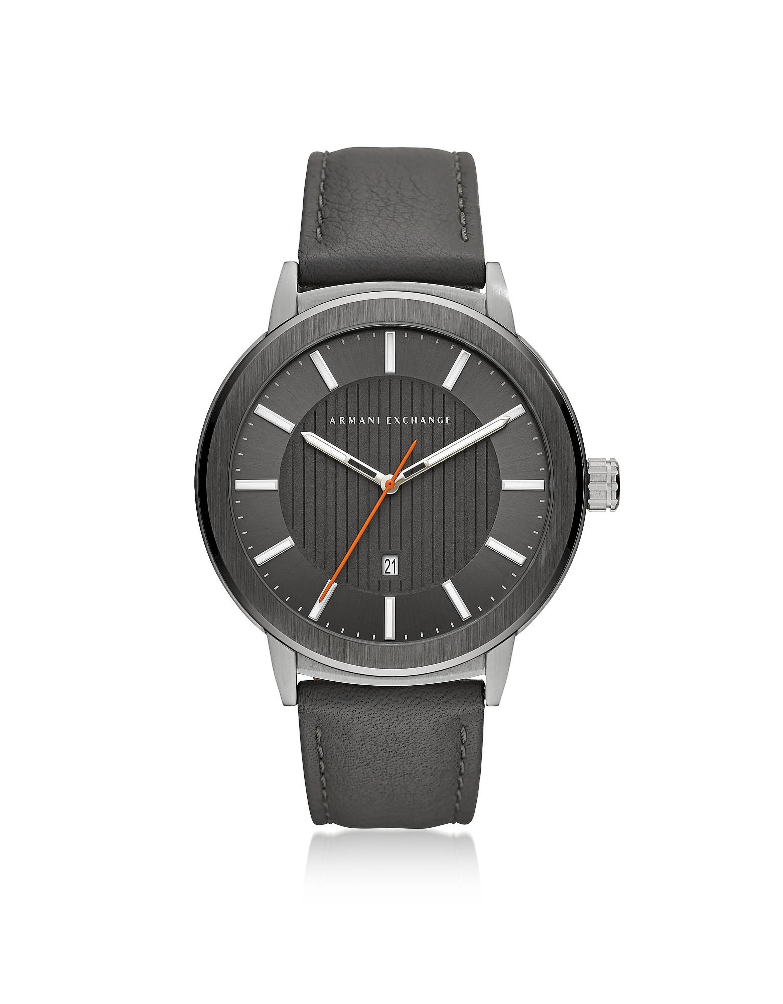 4c1bad6d9e25 Reloj AIX para hombre Armani Exchange de hombre de color Metálico - Lyst