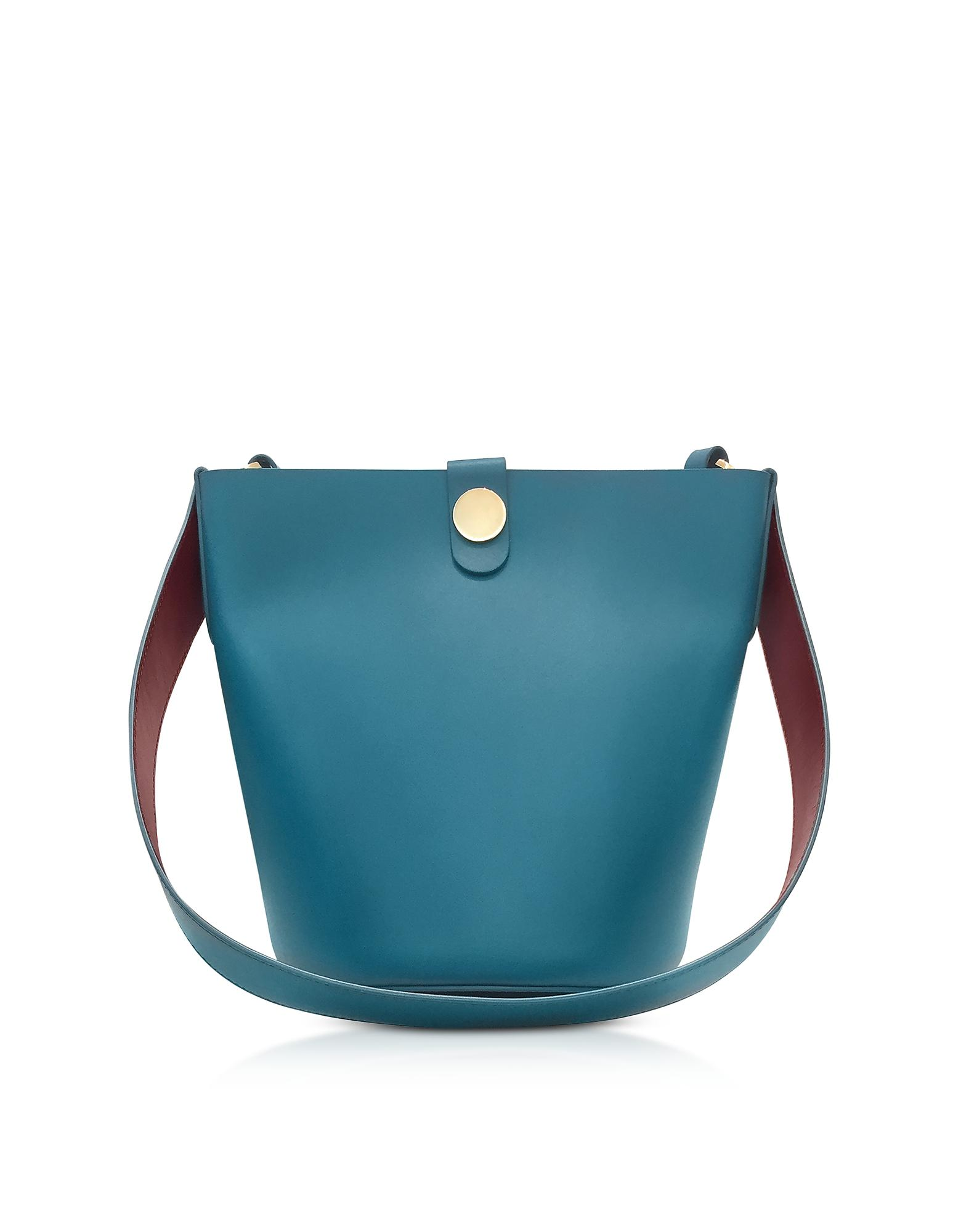 The Quick Large Bag in Fire Brick Cow Leather Sophie Hulme vNnOJqFz