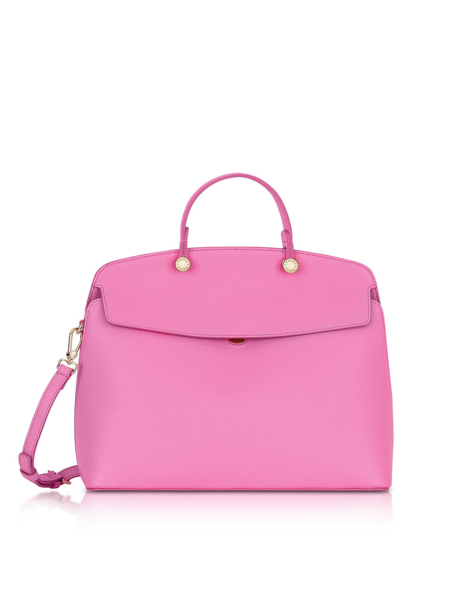 top handle bag - Pink & Purple Furla o3yutyH