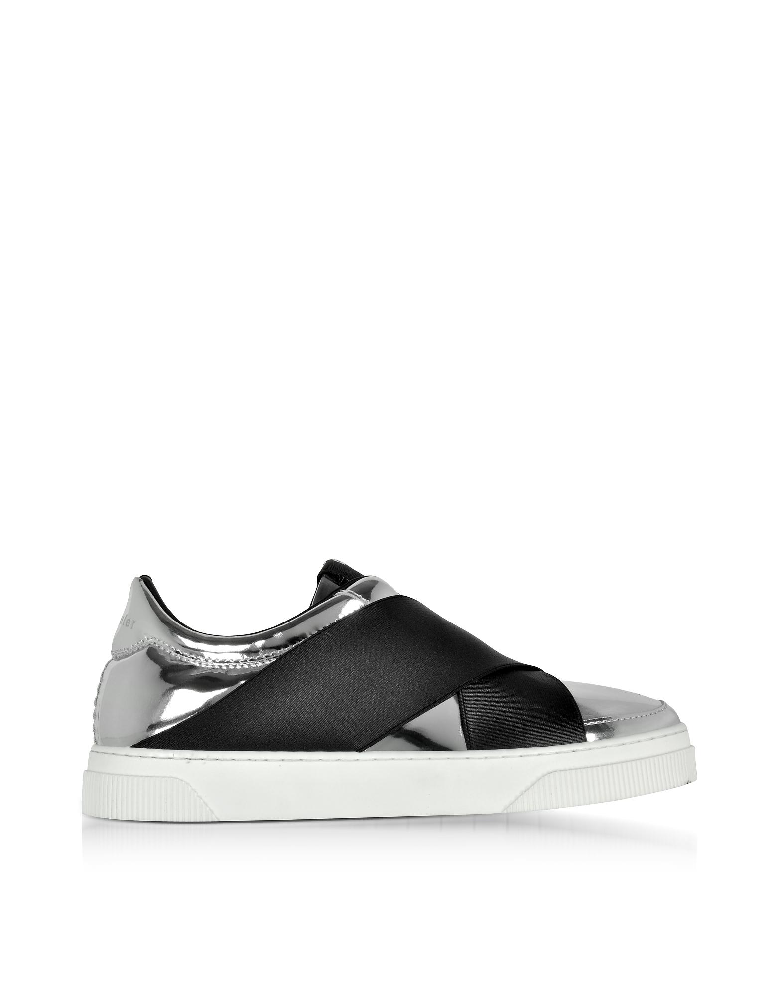 Proenza Schouler Leather Slip-On Sneakers R3tNb