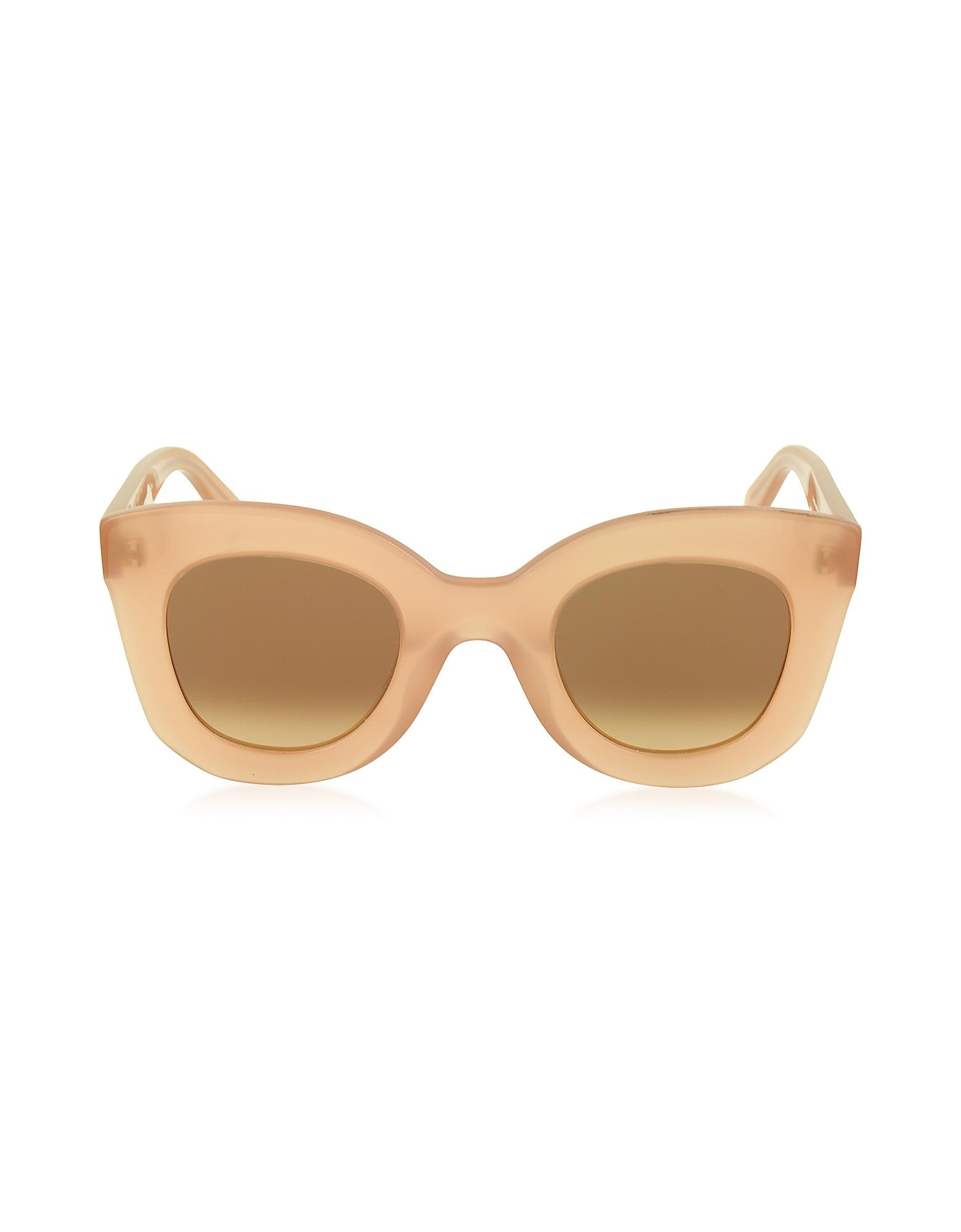 3619e268c95 Céline Marta Cl 41093 s Acetate Cat Eye Women s Sunglasses in Pink ...