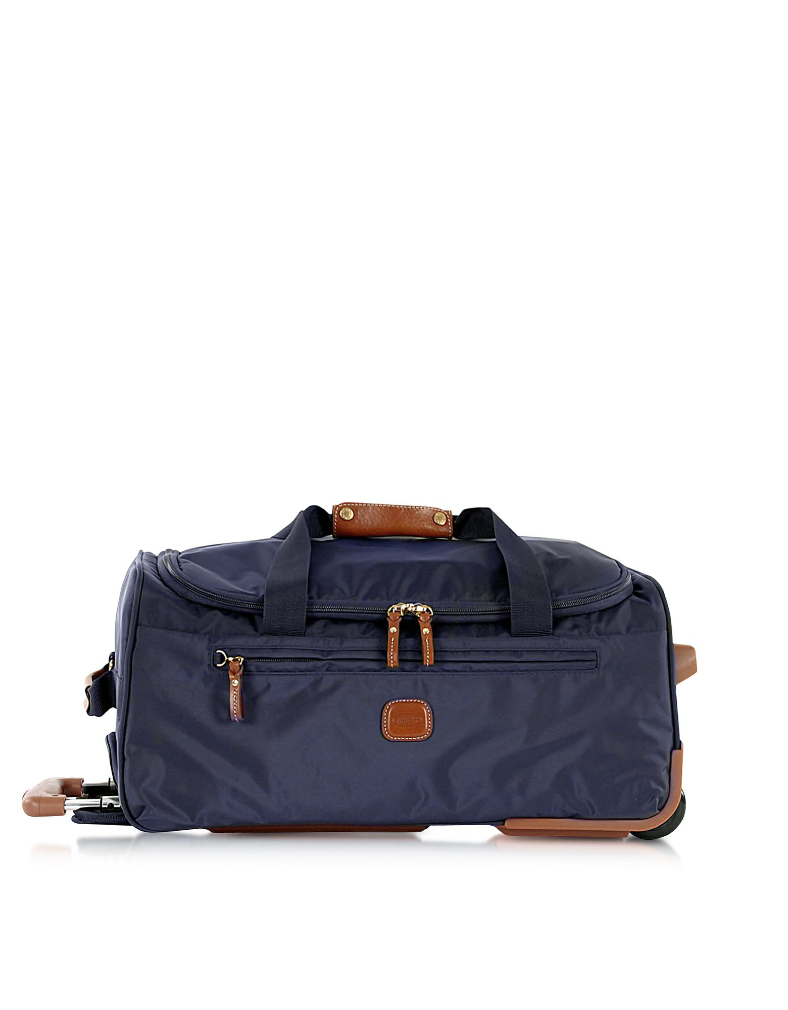 86119a344c64 Bric s X-travel Medium Rolling Duffle Bag in Blue for Men - Lyst