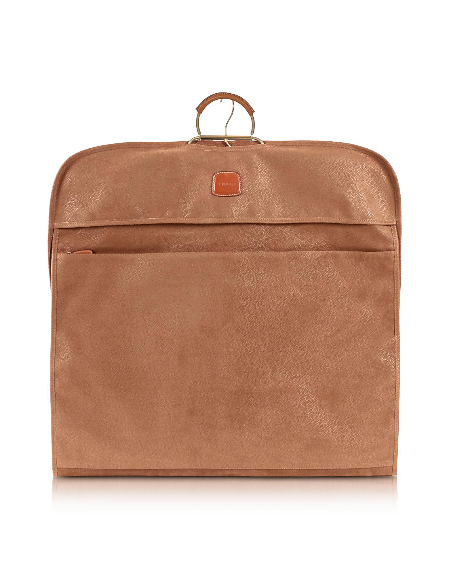 Bric's Travel Bags, Life Camel Micro-Suede Garment Bag