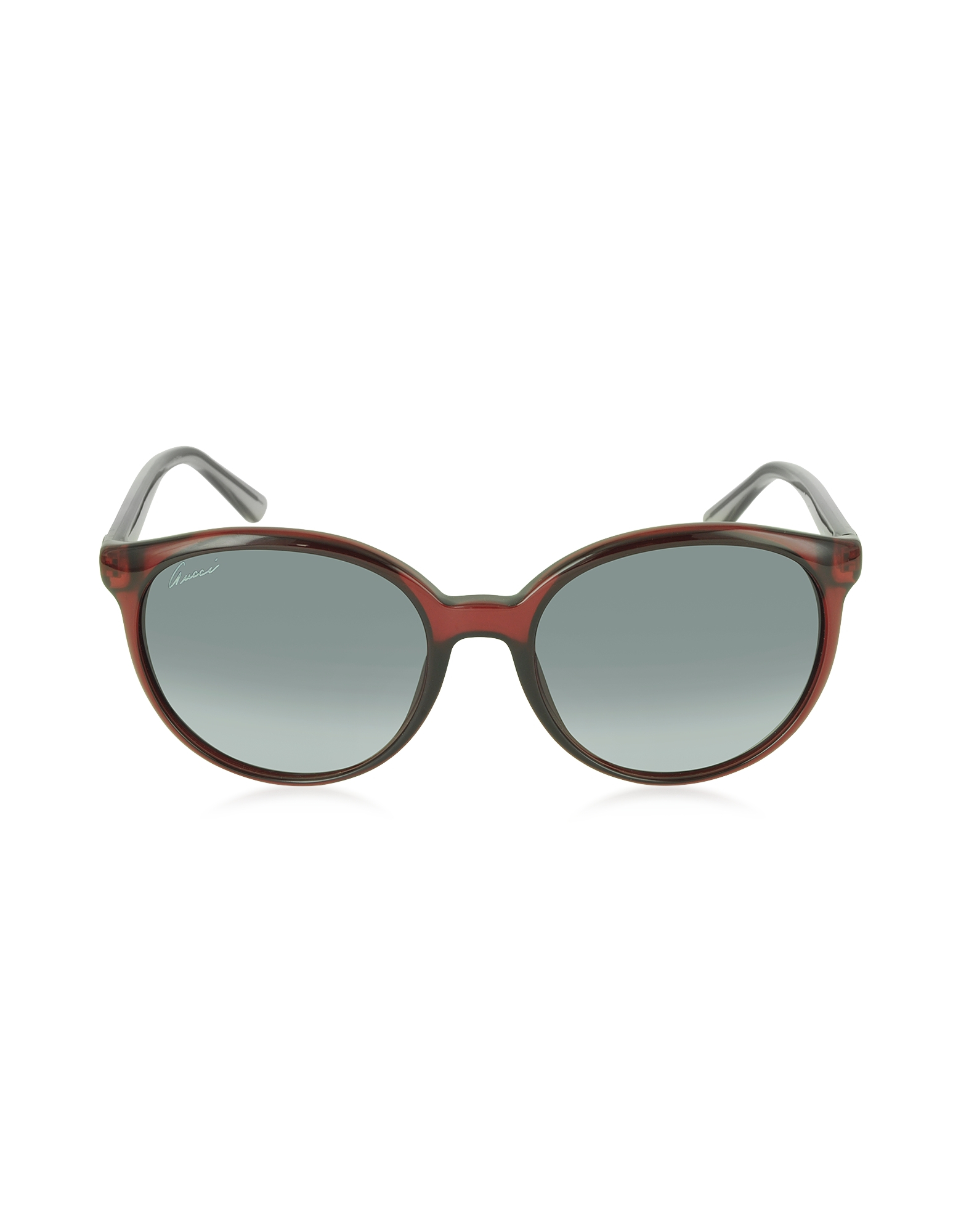 Gucci Women s Eyeglass Frames 2015 : Gucci Gg 3697/s Ipudx Round Havana Womens Sunglasses in ...