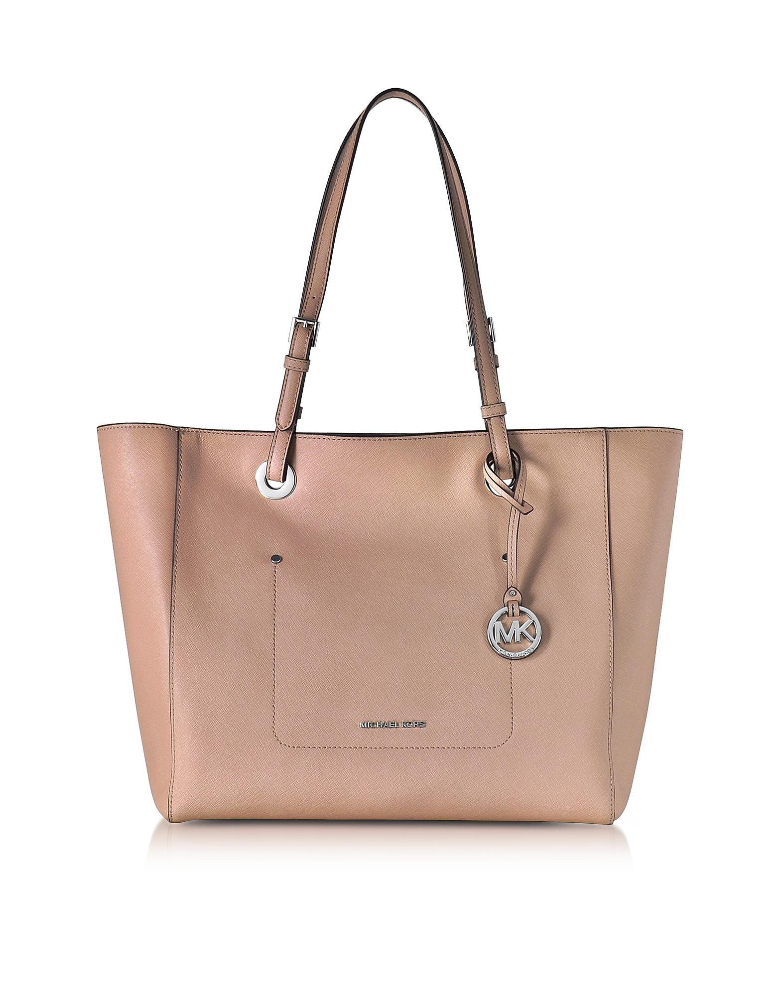 79d50204854b51 Walsh Large Saffiano Leather Tote Michael Kors | Stanford Center for ...