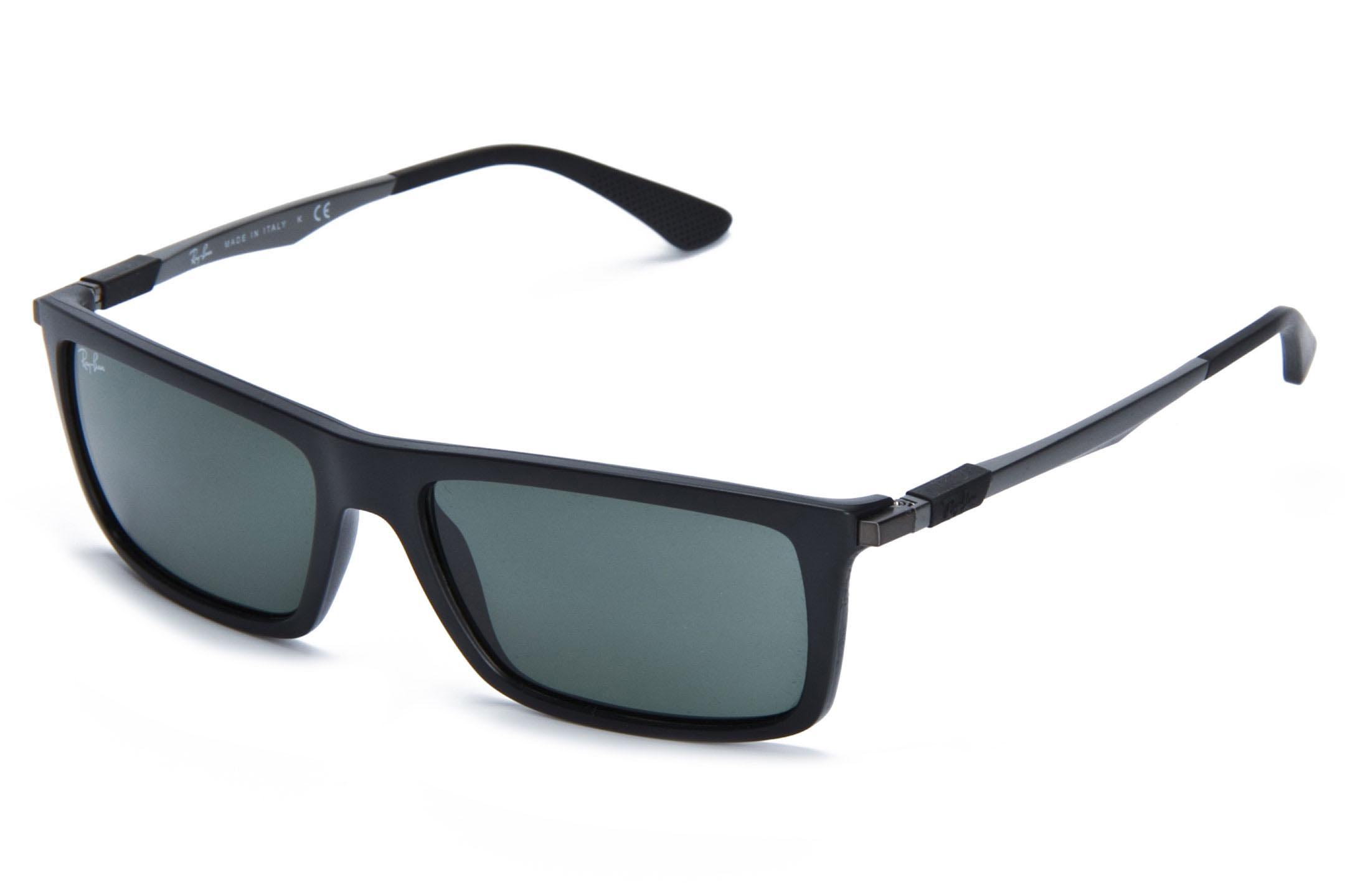 fe07ce7810 Lyst - Ray-Ban 4214 cl Black in Black