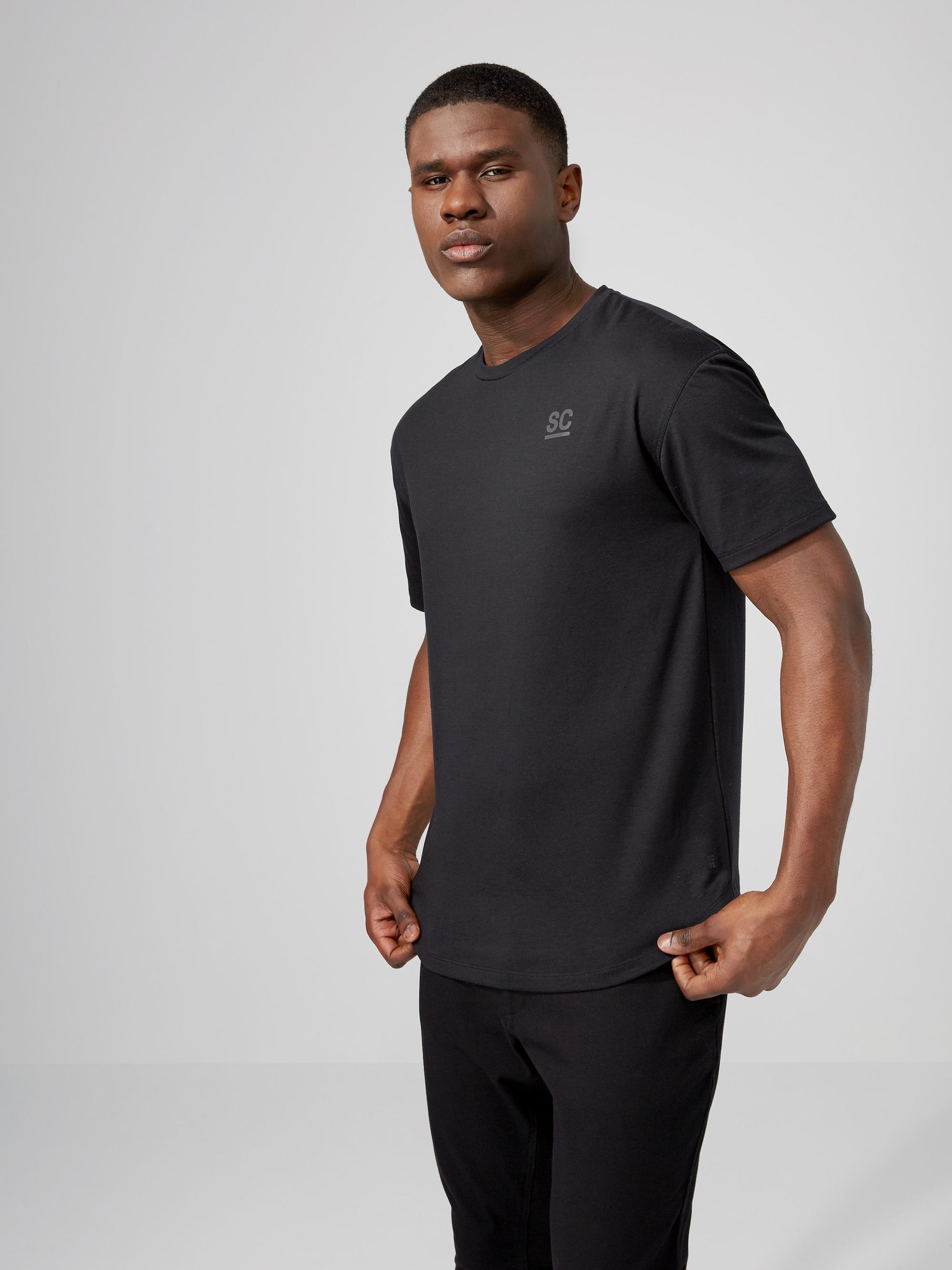Frank oak frank oak sc drirelease loose fit logo t for Frank and oak shirt