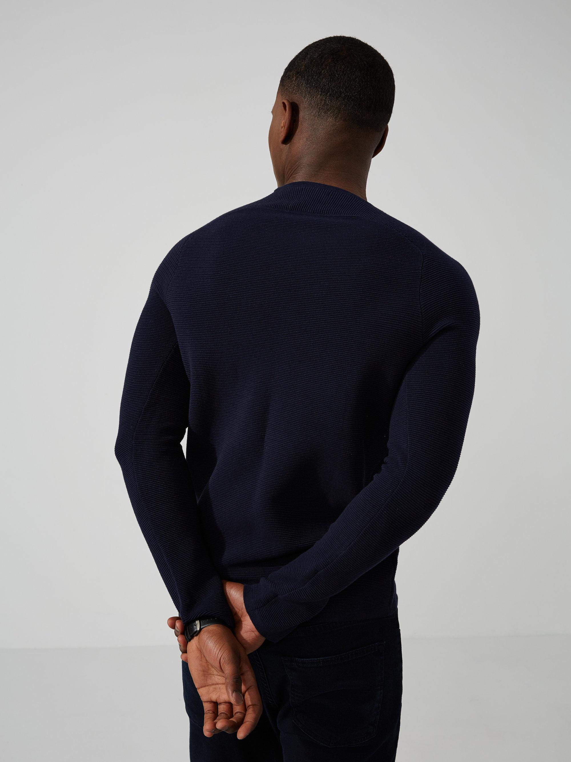 Lyst frank oak easy wear ottoman stitch cotton for Frank and oak shirt