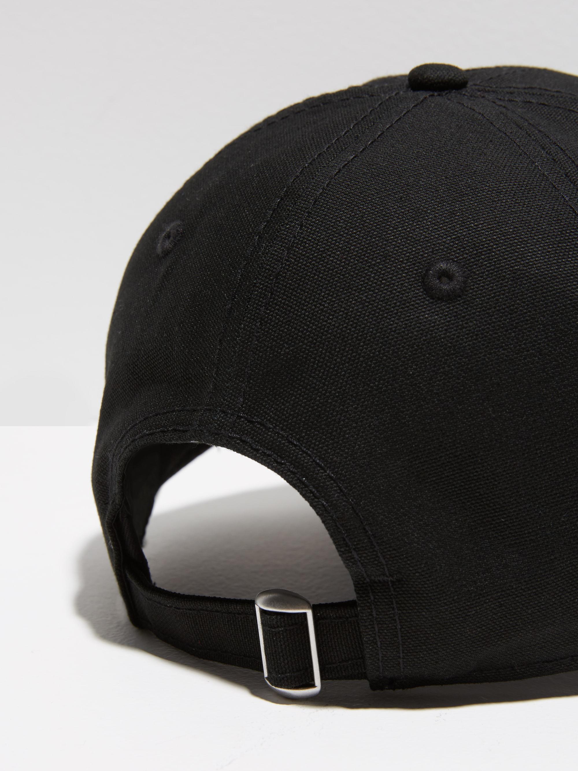 release date 0618b 937b0 Frank And Oak Toronto Raptors Special Edition Cap In Black in Black ...