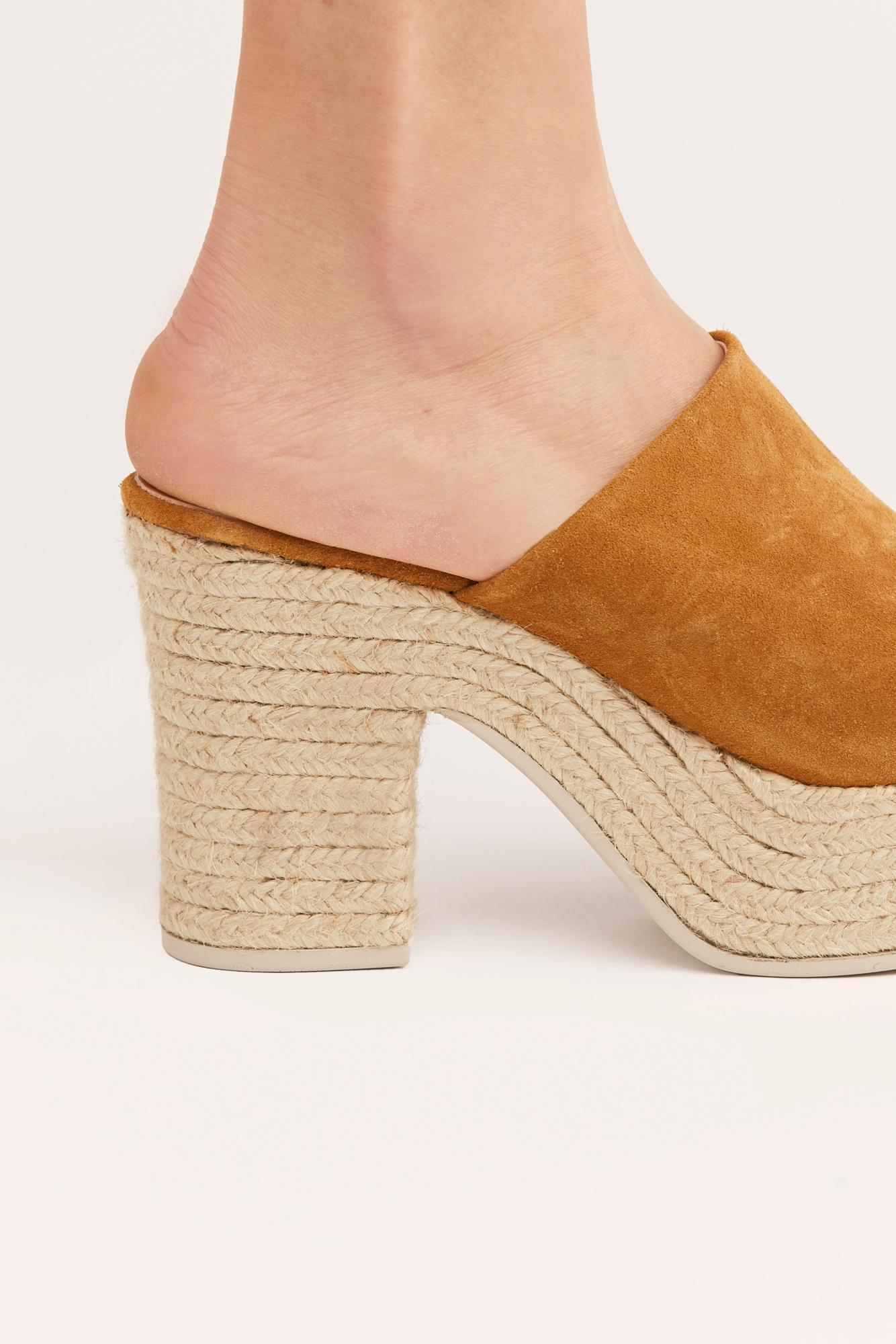 88c0b1a2d6c Free People Larisa Espadrille Platform By Fp Collection - Lyst