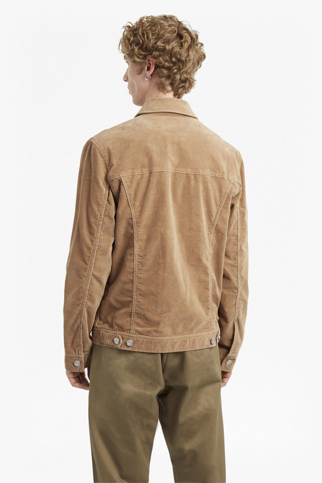 French connection cord jacket — pic 1