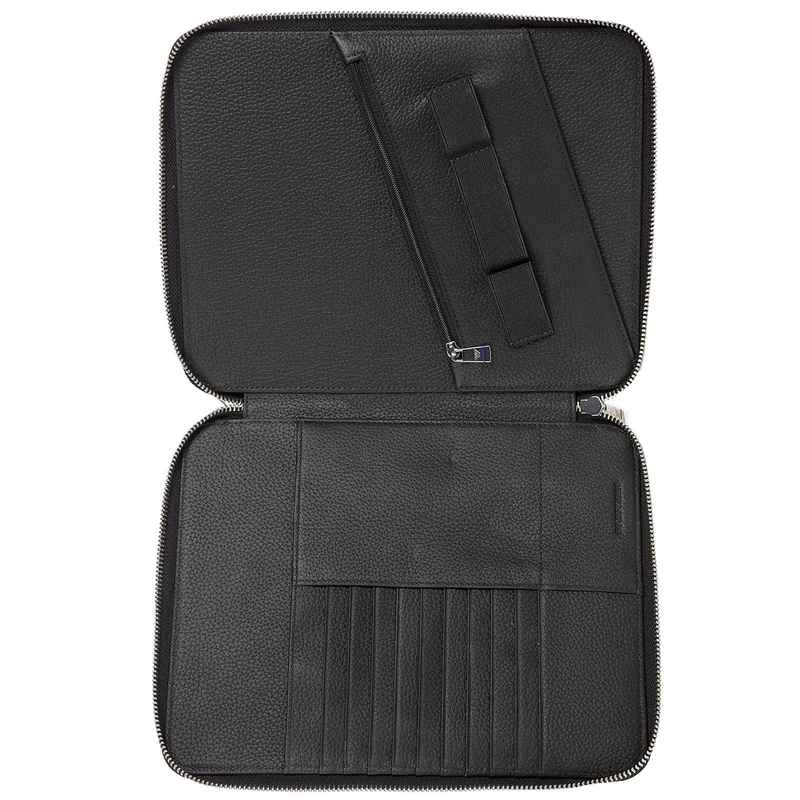 4ba9218a1e7f Lyst - Emporio Armani Smart Cover Case Tablet Ipad in Black for Men