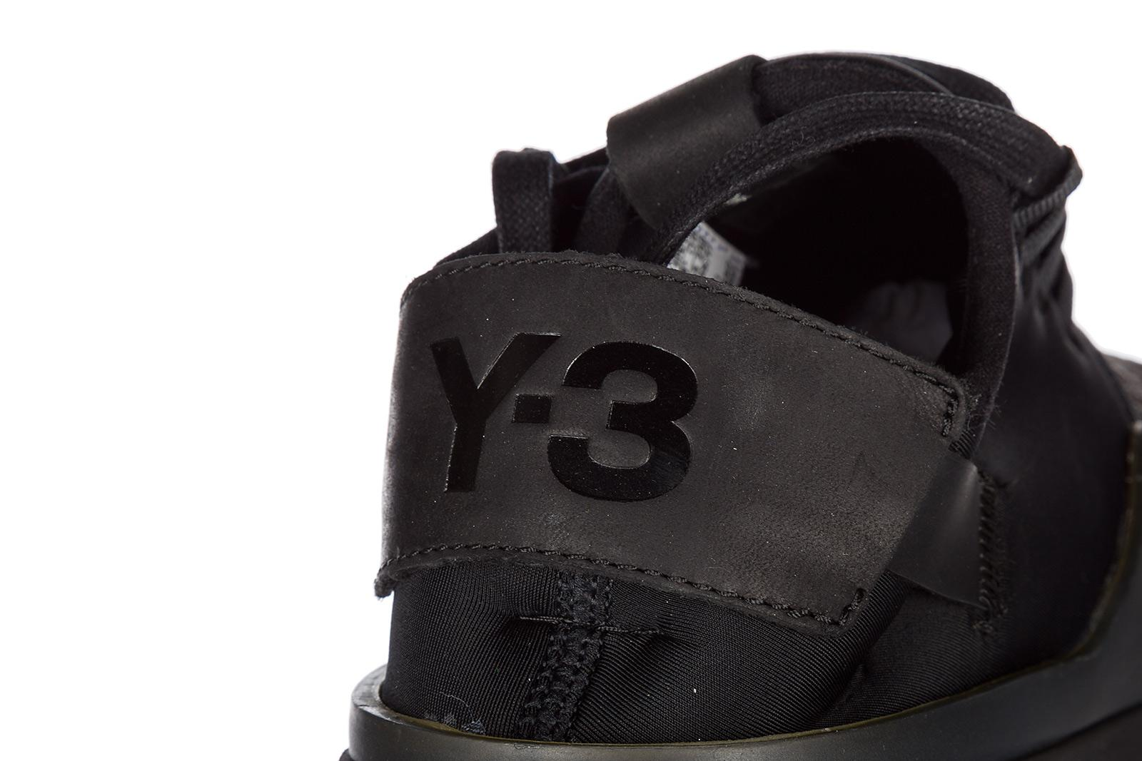 e31eb8d51152a Y-3 Shoes Trainers Sneakers Yohji Yamamoto Ayero in Black for Men - Lyst