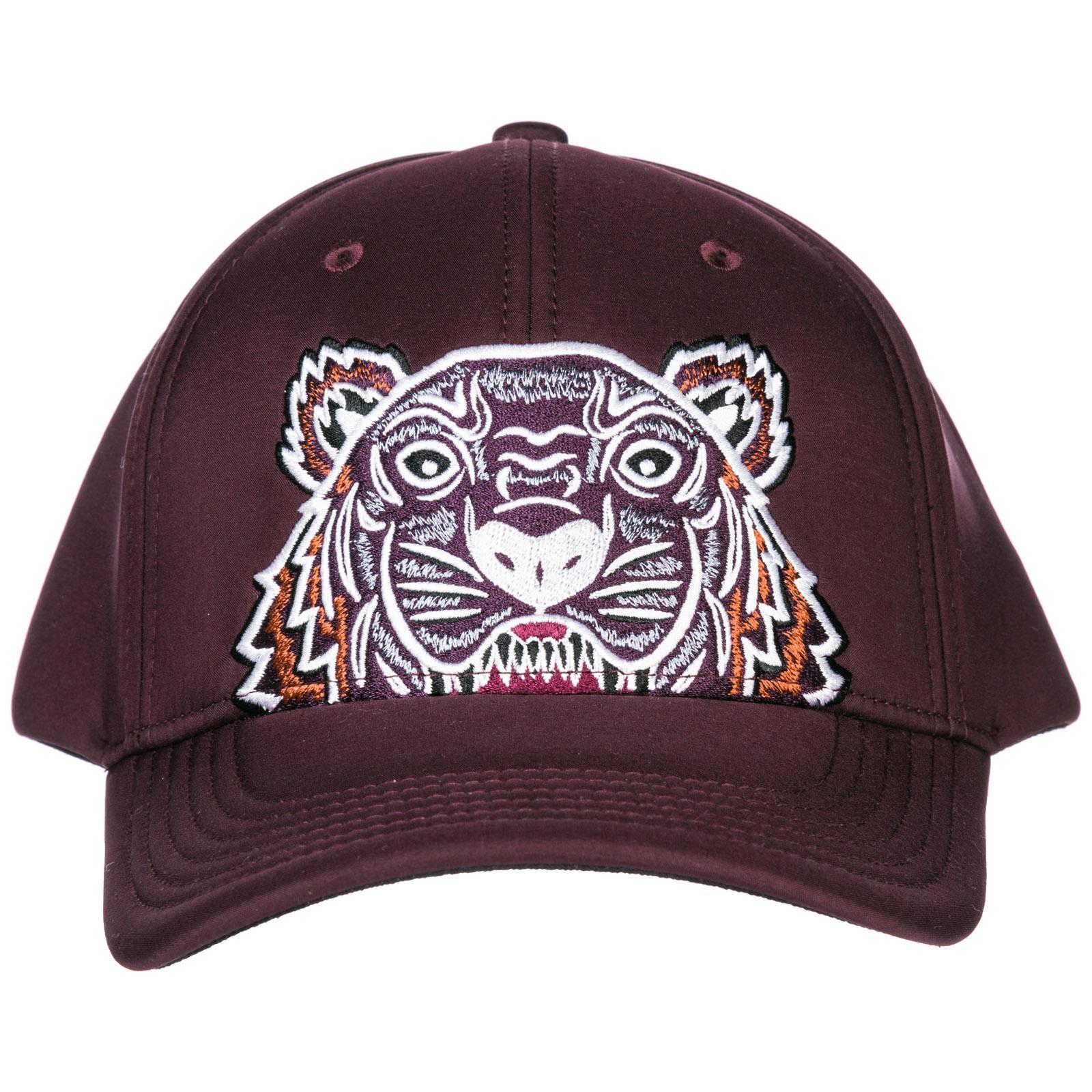 8933ccd9 KENZO Adjustable Hat Baseball Cap Tiger in Purple for Men - Lyst