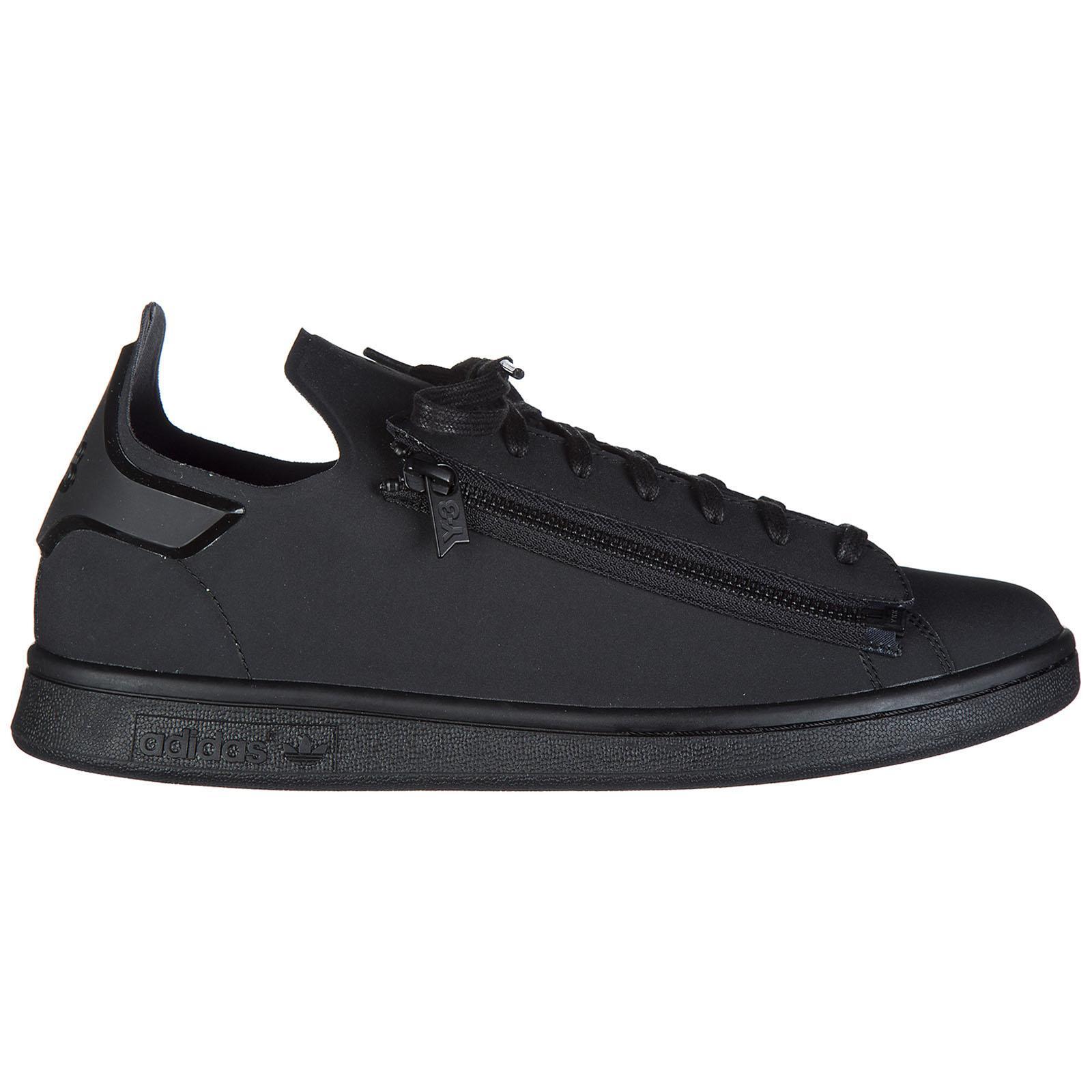 1e433b1f4e6c0 Y-3 Shoes Trainers Sneakers Yohji Yamamoto Stan Zip in Black for Men ...