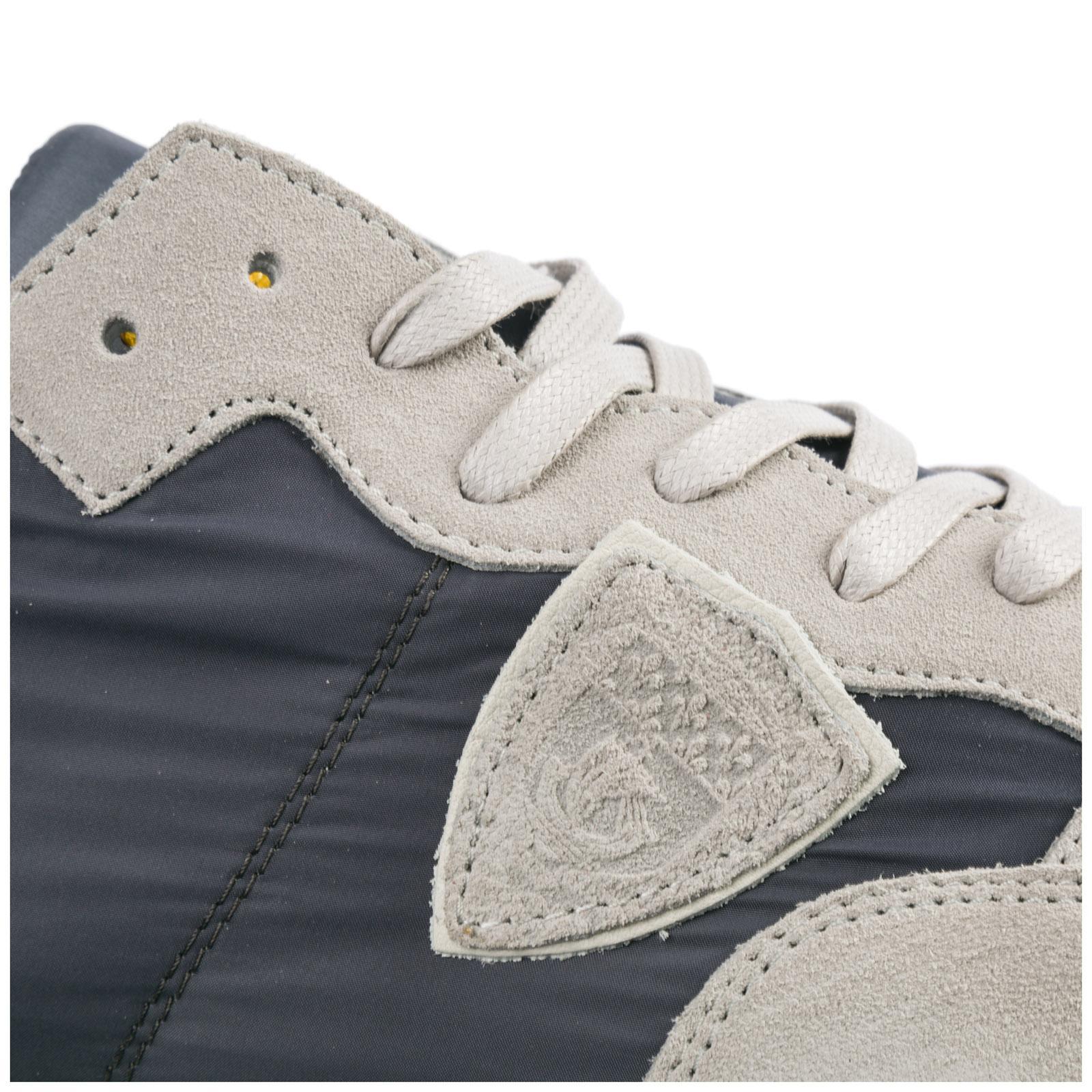 8f332dce5df67 Philippe Model - Multicolor Scarpe Sneakers Uomo Camoscio Tropez for Men -  Lyst. View fullscreen
