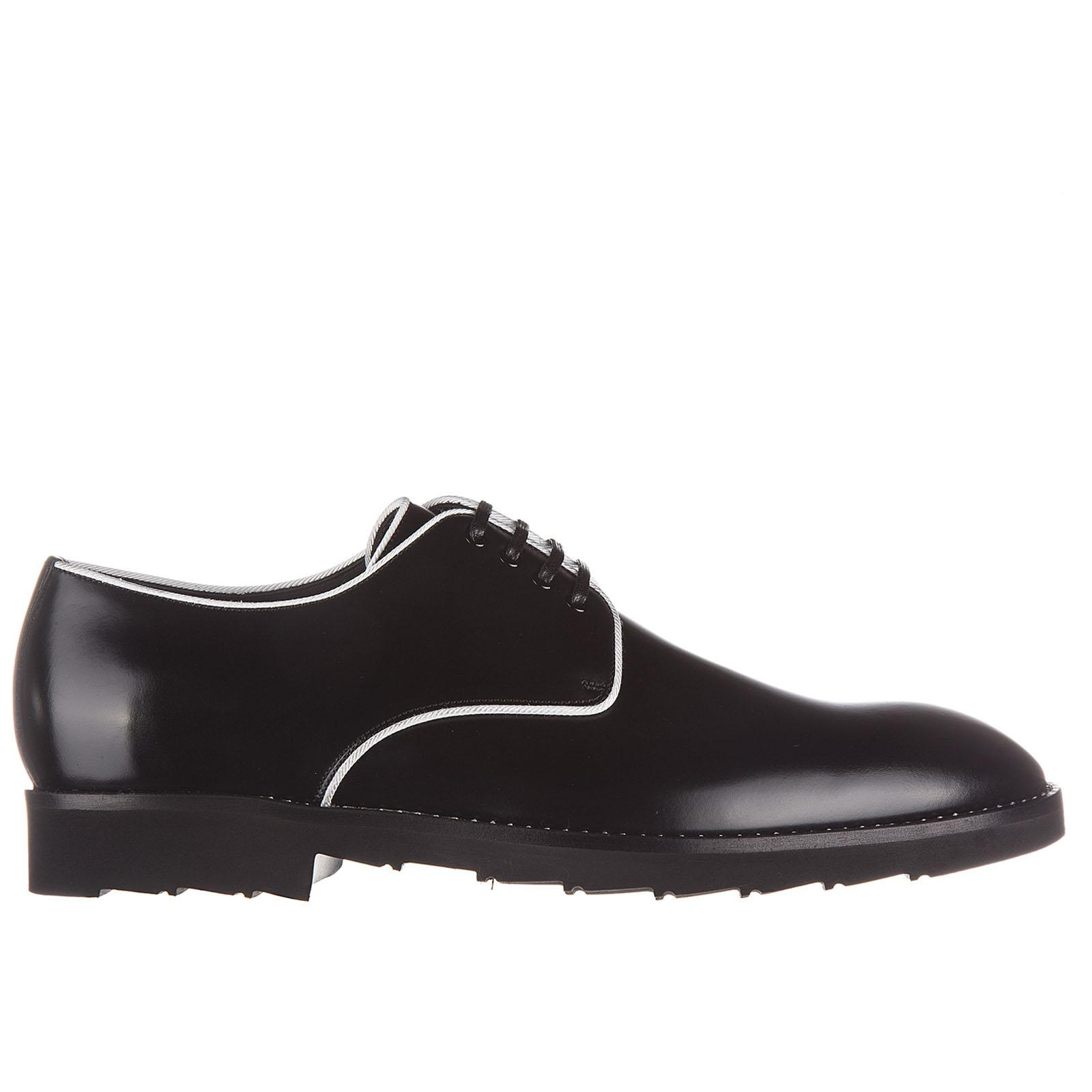 Lace up Shoes CORREGGIO in Leather Spring/summer Dolce & Gabbana 2wlbtll